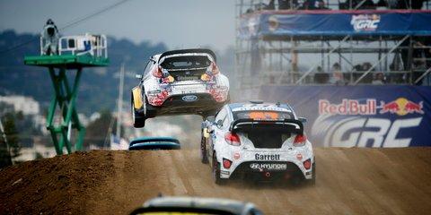 Hyundai WRC driver Chris Atkinson confirms potential move to Global Rallycross