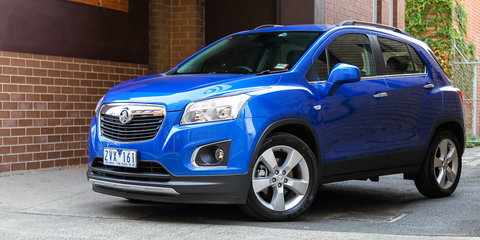 2014 Holden Trax LTZ: week with Review