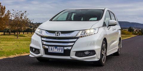Honda Odyssey Review: LT3