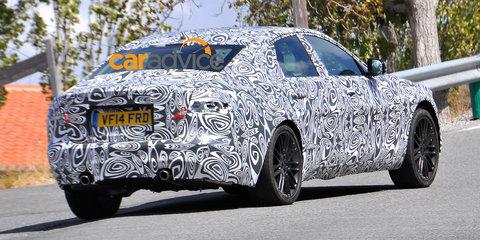2015 Jaguar XF to debut in New York in April - report