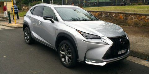 Lexus NX200t: 189 vehicles recalled for ABS actuator fault