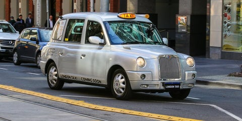 Geely London Taxi Company TX4 cab review