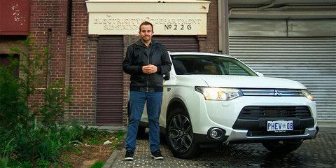Mitsubishi Outlander PHEV : Long-term review one