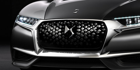 "Peugeot-Citroen brand DS: ""we want to be premium"""