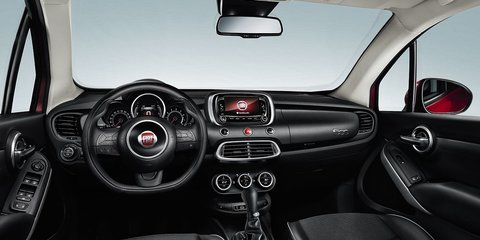 2015 Fiat 500X details revealed