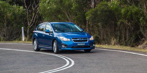 Subaru Impreza Review: 2.0i-S