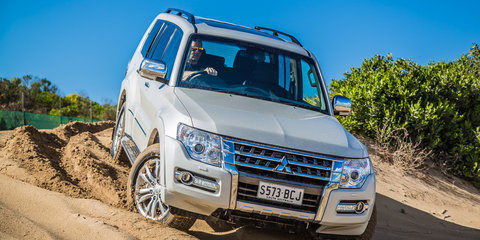 2015 Mitsubishi Pajero Review