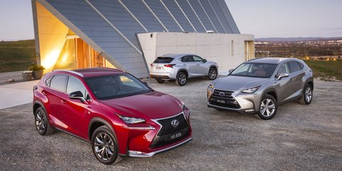 Lexus NX's Toyota RAV4 foundations are a non-issue, says local chief