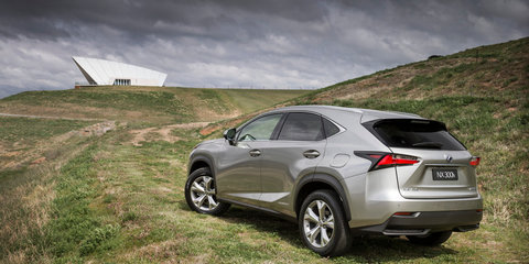 2015 Lexus NX300h pricing and specifications