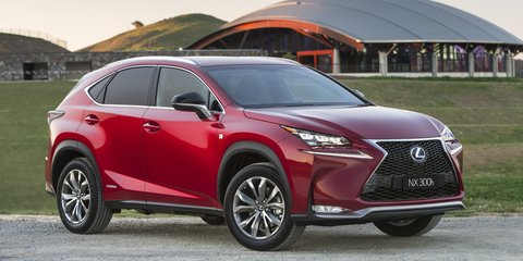2015 Lexus NX300h Review