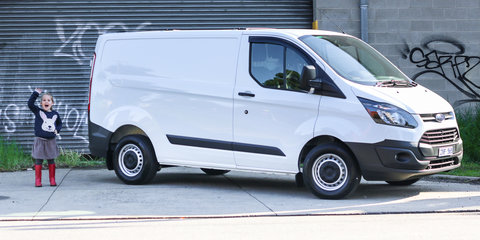 Ford Transit Custom Review: Recycling weekender