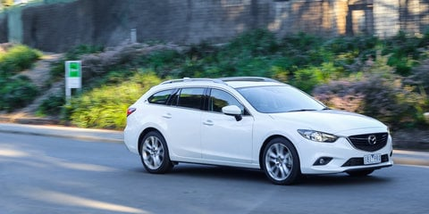 Mazda 6 Atenza Diesel Wagon Review