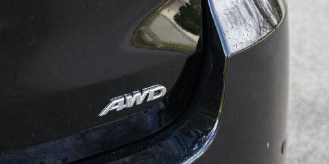 Nissan Pathfinder Hybrid v Toyota Kluger V6 : Comparison review