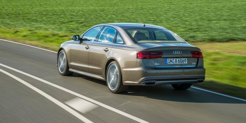 2015 Audi A6 and S6 update here in March-April