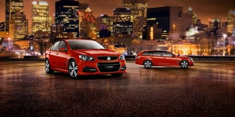 2015 Holden Commodore unveiled