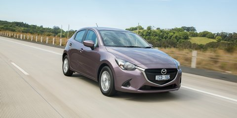 2015 Mazda 2 :: pricing and specifications