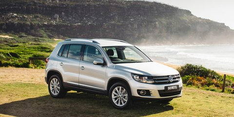 2015 Volkswagen Tiguan pricing and specifications