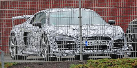Audi R8 :: hardcore farewell edition model spied