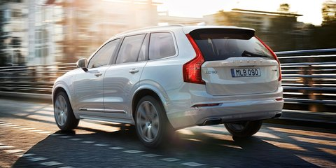 2015 Volvo XC90 pricing and specifications