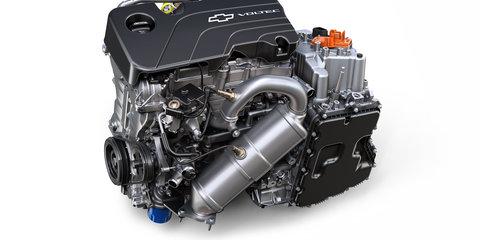 GM details cleaner 2015 Chevrolet Volt