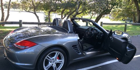 2011 Porsche Boxster SS Review Review