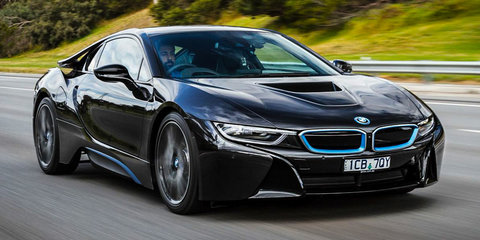 BMW i8 Review - First Drive
