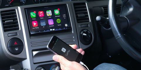 Apple CarPlay by Pioneer : first test