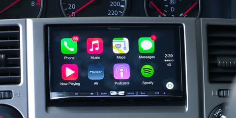 Apple CarPlay by Pioneer :: first test