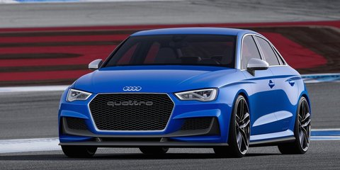 Audi won't rule out RS Q5 and RS Q7