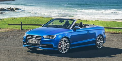 Audi S3 Cabriolet: pricing and specifications