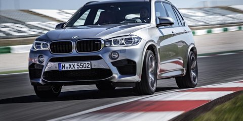 BMW X5 M and X6 M revealed, due in Australia around May 2015