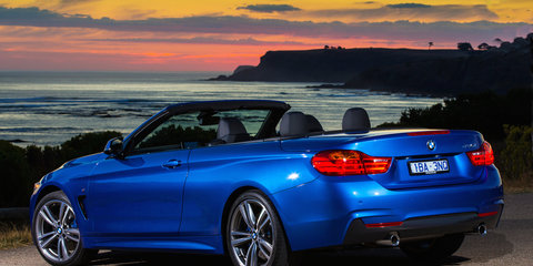 2014 BMW 435i Convertible Speed Date