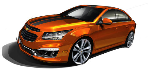 Holden badge to take centre stage with Chevrolet at SEMA show