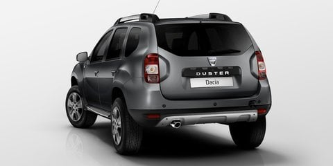 Renault Australia pondering Dacia launch, led by 2017 Duster