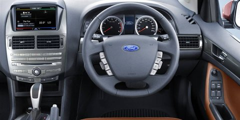 2015 Ford Falcon and Territory production gets underway, new Falcon interior shots released