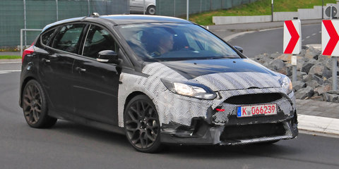 Ford Focus RS confirmed for production
