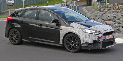 2016 Ford Focus RS : 240kW hot-hatch takes shape