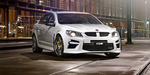 2015 HSV Gen-F pricing and specifications