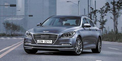 Hyundai Genesis breaks ANCAP record
