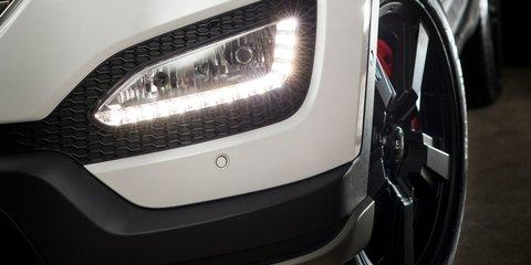 Hyundai Santa Fe SR revealed ahead of early 2015 debut