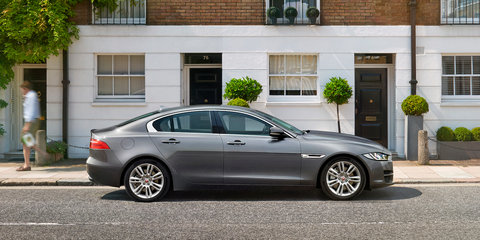 Jaguar XE : AWD on the way; V8, electric supercharging on the table