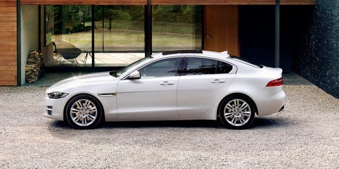Jaguar XE Australian pricing and specifications
