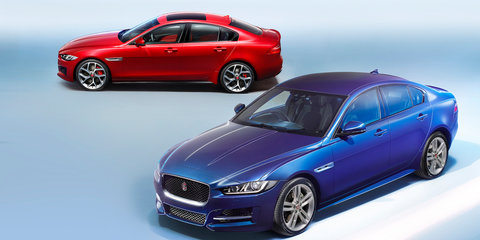 2015 Jaguar XE range revealed