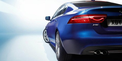Jaguar XE coupe, convertible, wagon, LWB all alive in designer's sketchpad