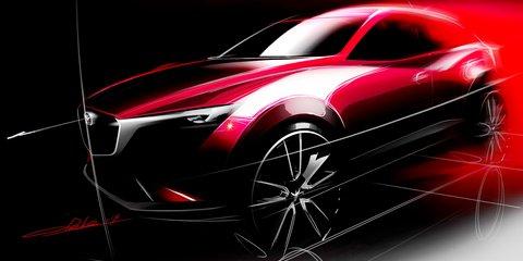 Mazda CX-3 baby SUV confirmed at last