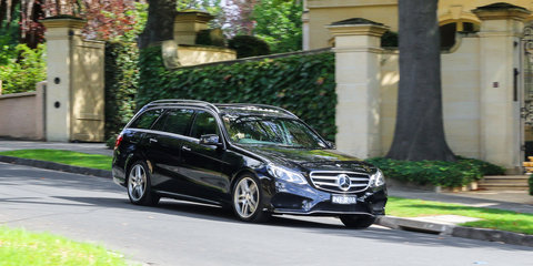 2014 Mercedes-Benz E400 Estate Speed Date