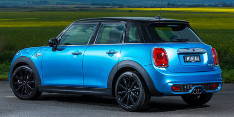 2015 Mini 5 Door : pricing and specifications