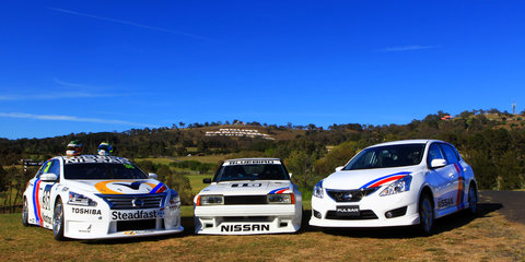 Nissan Pulsar SSS Heritage Edition emerges in classic brand Bathurst livery