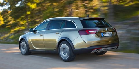 Holden range to comprise one-third Opel models
