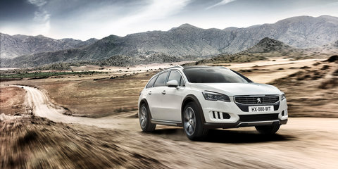 Peugeot 508 RXH will come to Australia, hints French executive